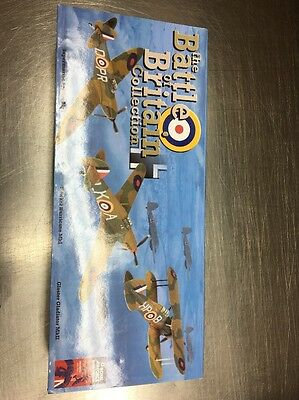 The Battle Of Britain Collection Oxford Diecast 1.72 Scale