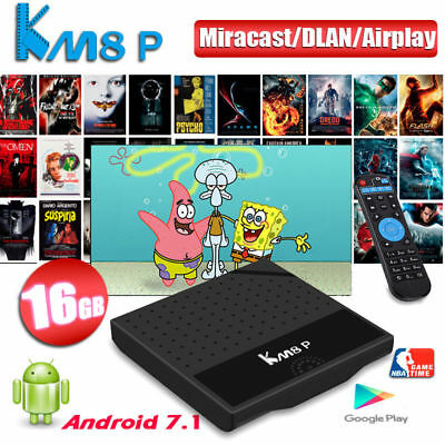 V88 Plus 2GB+8GB Smart TV Box Android 5.1 WIFI 3D PC Media Player HDMI H.265