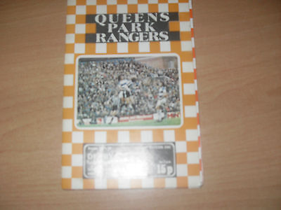 Queens Park Rangers v Derby County 13/12/75