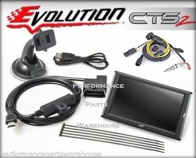 EDGE EVOLUTION CTS2 DIESEL TUNER w/ EGT PROBE 01-16 Chevy 94-19 Ford 03-12 Dodge