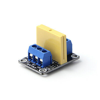 5A 40V 1 Channel SSR Solid-State Relay Trigger High Level Module Arduino Uno R3