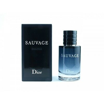 Christian Dior Sauvage 60 ml EDT (M) SP Mens 100% Genuine (New)
