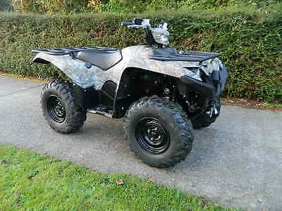 New Yamaha Grizzly 700 Camo 4x4 Atv (quad bike)