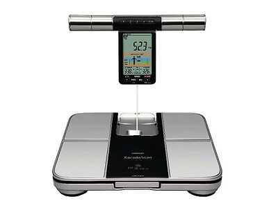 Omron KARADA Scan Body Composition meter diet decision function HBF-701
