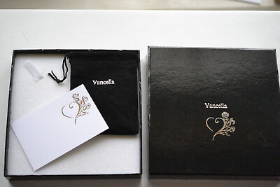Jewellery Gift Box for Necklace/Pendant etc, With black Velvet Drawstring Pouch