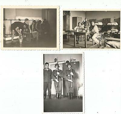 photos werhmacht WW2 , PRAGUE 1940 ( lot de 3 ) .