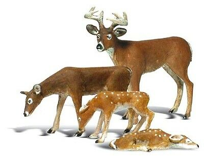Woodland Scenics G Scale Buck And Family Deer Ref No A2543