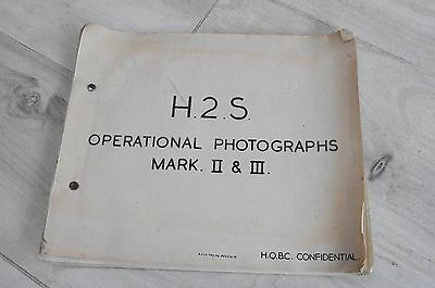 WW2 Aerial Operational Photographs of Germany - H.2.S. Mark 11 & 111.