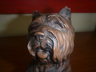 Adorable West Highland Terrier Ornament - Good Condition