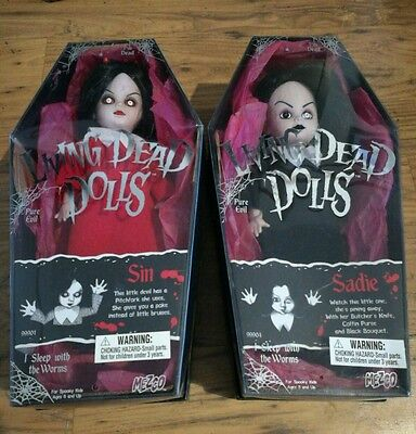 living dead dolls sin and sadie s1