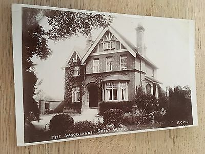 The Woodlands, Station Road, Great Glen, Leicestershire
