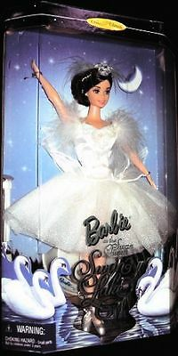 Swan Lake: Barbie as the SWAN QUEEN: Classic Ballet Series (1998) New, NRFB!