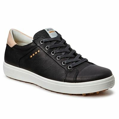 2016 ECCO Casual Hybrid Hydromax Spikeless Waterproof -Leather Mens Golf Shoes