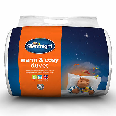 Silentnight Warm and Cosy Duvet - 15 Tog