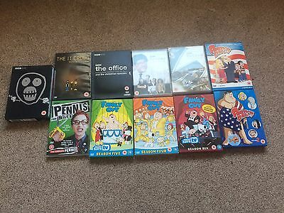 Joblot. Collection Of Tv Box Sets