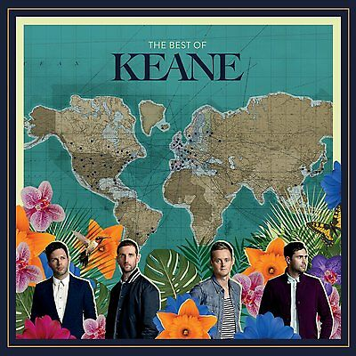 Keane The Best Of Keane Cd - (Greatest Hits) Tom Chaplin