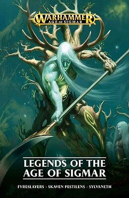 Legends of the Age of Sigmar by David Annandale Paperback Book (English)