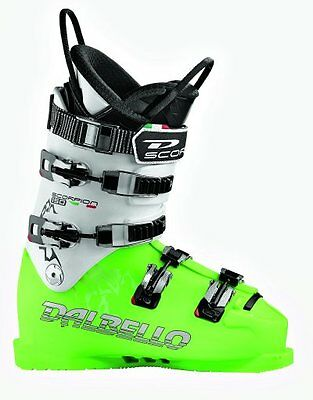 2013 Dalbello Scorpion SR 150 WC Mens Race Ski Boots Size 5 (UK) (204011)