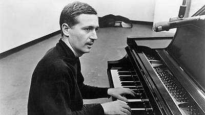 MOSE ALLISON-Jazz & Blues Pianist, Singer & Songwriter- Signed card & Pic
