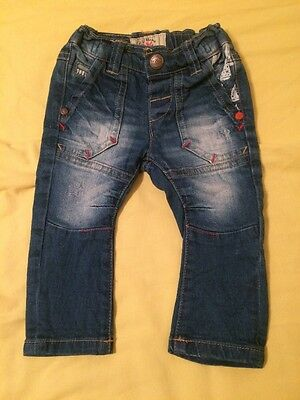 Baby NEXT Jeans- Fab Design Aged 3-6 Months •must See •