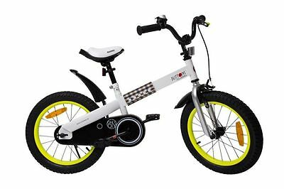 RB Buttons Kindervelo 16 Zoll gelb
