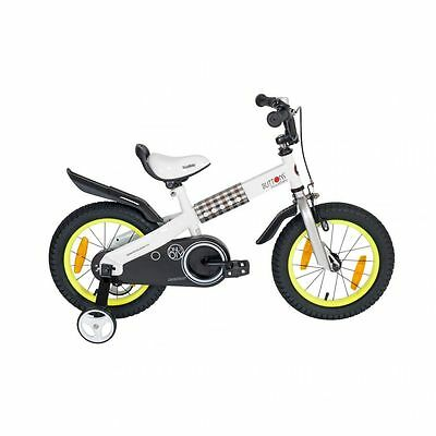 RB Buttons Kindervelo 14 Zoll gelb