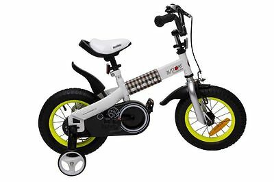 RB Buttons Kindervelo 12 Zoll gelb