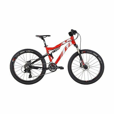 Mustang Trailstar DS Fully Moutainbike 24 Zoll