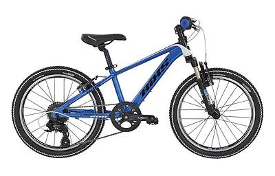 BiXS Traction 200 Moutainbike 20 Zoll blau