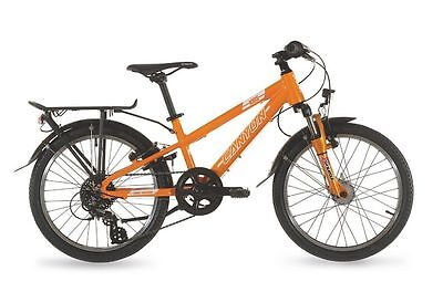 CANYON Kids Schulvelo 20 Zoll orange