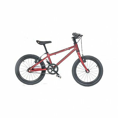 Junior Kindervelo 16 Zoll rot