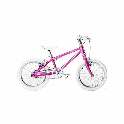 Junior Kindervelo 16 Zoll pink