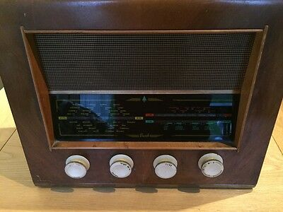 bush retro radio