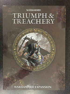 Warhammer Fantasy 8Th Edition Triumph And Treachery Campaign Boxed New & Sealed