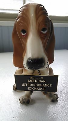 Basset Hound Insurance Advertising prop Collectible