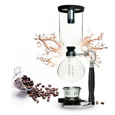 1Pcs Cold Drip Filter Water Syphon Coffee Maker For 3 Cups Home Handmade Machine