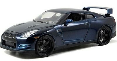Jada 97036 - 1/24 Nissan Gt-R 2009 Fast And Furious 7