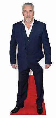 Paul Hollywood Lifesize Cardboard Cutout / Standee / Standup British Bake Off