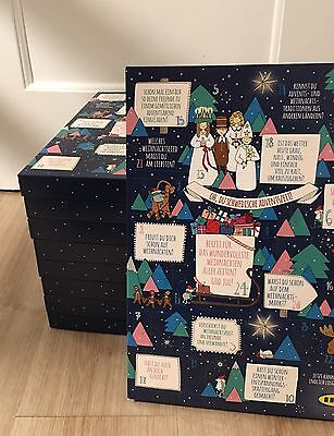 9x ikea adventskalender ohne gutschein trumpf pralinen 291g 9 st ck 2 6kg eur 11 50. Black Bedroom Furniture Sets. Home Design Ideas