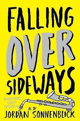 Falling over Sideways by Jordan Sonnenblick-NEW SOFTCOVER book