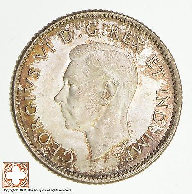 1942 Canada 10 Cents *5215