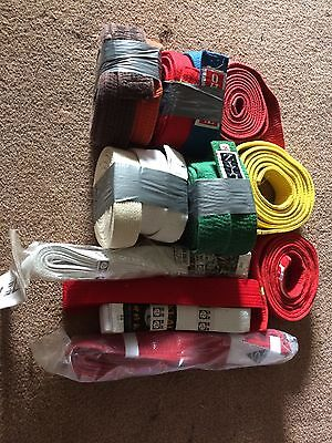 Assorted Judo Belts