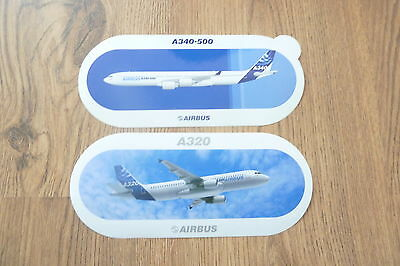 Airbus A320 and A340-500  Aircraft Stickers