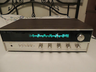 Vintage NORESCO NR4-225 Stereo Receiver Quadrasound Working Tested