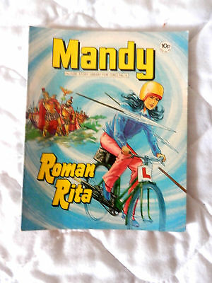 MANDY PICTURE STORY LIBRARY FOR GIRLS No 14 (1979)