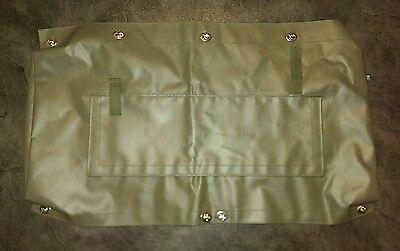 Land Rover Defender Military Wolf Radiator Cover