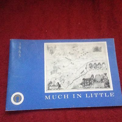 Much in Little 1965- Ruddles Brewery with double cover
