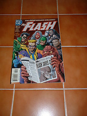 Flash 184. Nm Cond. May 2002. Dc.  Nice Bolland Cover                          8