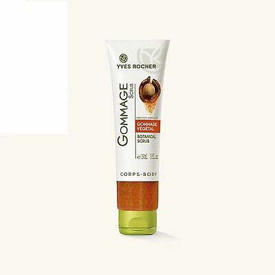 SOIN DU CORPS   -  GOMMAGE VEGETAL   - 150ml  -   YVES ROCHER  -    ARTICLE NEUF