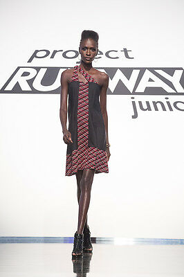 Project Runway: Junior Season 2 Ep. 4 Woman-on-the-Go Outfit by Izzy